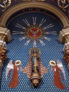 altar major immaculada concepció