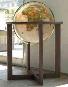 globus terraqui.